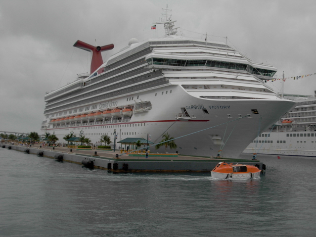 CARNIVAL'S VICTORY